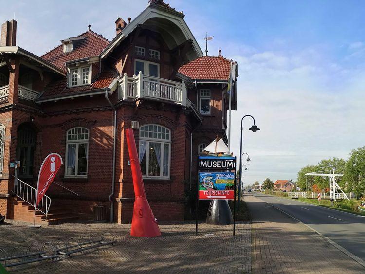 Villa Graepel in Rhauderfehn Ostfriesland