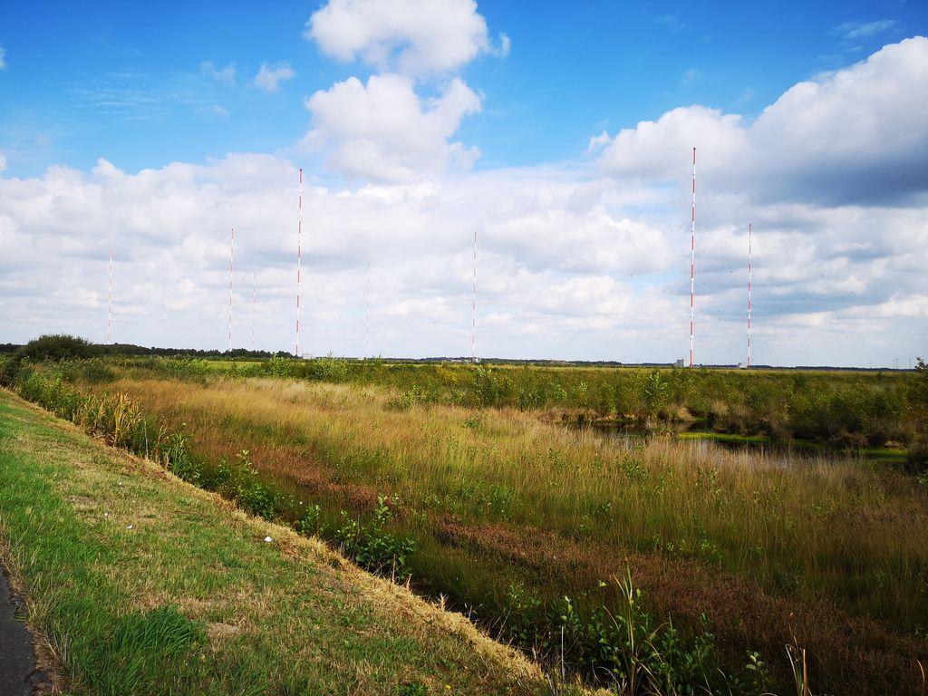 Natur am Jammertal in Rhauderfehn Ostfriesland