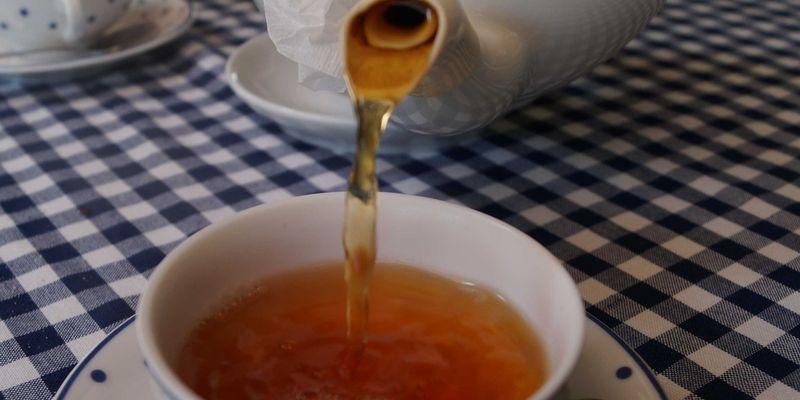 2. Tee vorbereiten